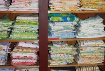 Vintage Linens / Lovely vintage style tablecloths, tray cloths, napkins and bed linen