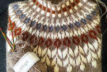 islandic knitting