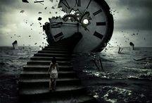 Il tempo non ha tempo, te lo prendi oppure se ne va..