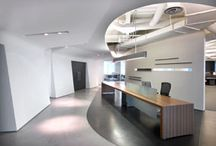 At The Office / Corporate office design + creative spaces.