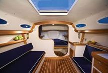 Sailboats interior