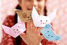 Kids - Craftivities / by Breezy Sauer