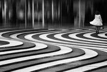 Black n white / by Cheryl Cloutier