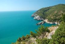 """Viaggio nel Gargano (Puglia) / Traveling Gargano (Apulia) / Il promontorio del Gargano si trova in Puglia ed è considerato per la sua forma lo """"sperone d'Italia"""". Vegetazione lussureggiante, mare cristallino, località suggestive, luoghi di fede e sapori genuini sono gli elementi caratteristici del Gargano. // The Gargano Promontory in Apulia, due to its shape, is considered to be """"Italy's buttress"""". Leafy vegetation, a crystalline sea, evocative places, a faithful people and the genuine tastes of this zone are its fundamental characteristics."""