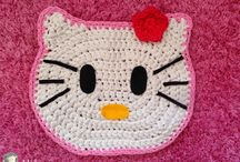 Hello Kitty Patterns