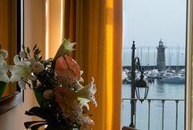 Le nostre camere Lord Byron / Camere dedicate al poeta Lord Byron, che soggiornò all'Hotel Mayer & Splendid nel 1818.