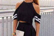 Estilo. / Este se trata de vestidos, conjuntos, moda femenina que me encanta.