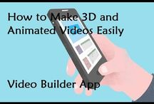 How to Make 3D and Animated Videos