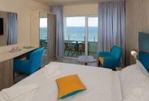 Hotel Riviera Mamaia / Fotolii și taburete Chairry @Hotel RIviera Mamaia