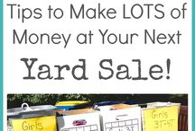 Garage Sale Ideas