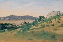 Landscape . Paesaggio
