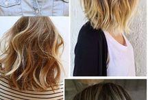 Coiffer ses cheveux