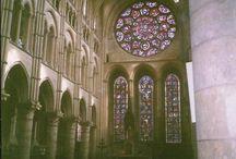 CATHEDRALES DE FRANCE / Les plus belles visitées