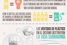 Infografías para el #MedioAmbiente