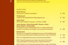 Derecho. Novedades Revistas-e / Boletín de las nuevas revistas suscritas por la Biblioteca de Derecho UAM