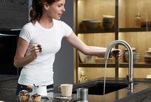 Cuisine de rêve / Bienvenue dans l'univers Cuisine de Batinea, retrouvez notre sélection de produits pour l'aménagement de votre cuisine : évier, robinetterie, meubles ...