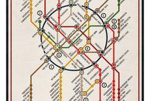 Diagram - Metro