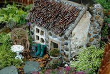 Garden Ideas / by Ellen Pasquinelli