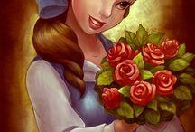 Princess Cartoon