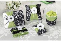 collection of sets of wedding accessories / Наборы свадебных аксессуаров