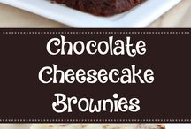 Brownie Recipes / The best brownie recipes!