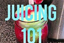 Juices + energy