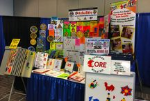 Southern California Kindergarten Conference, February 2017 / Highlights from our booth at the Southern California Kindergarten Conference, February 2017.