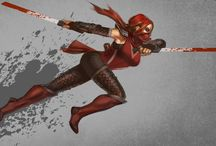 Women in Awesome Armor / by Shanna Germain