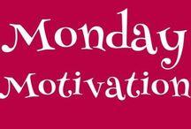 Tom's Monday Motivation / Monday Motivation from Tom Ferguson @http://www.treadmillwatch.com/