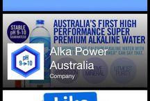 Alka Power Australia / Australia's First High Performance Premium Alkaline Water