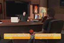 NBA2K14 myCareer