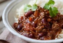 chilli recipes