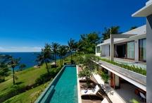 Superb Malibu Cliff Villa on Lombok Island, Indonesia