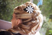Wedding Hairstyle for Bridemaids