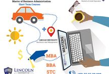 Bachelors, Masters, Short Courses, Please visit our site https://www.lincoln-edu.ae