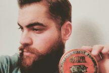 Hair and Beard