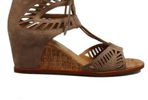 Linsey in Almond at on the edge shoes