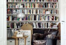 Bücherwände