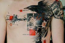 tattooed guys <3