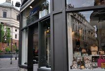 Vetrina Marchino / Tutte le borse e le valigie più nuove subito in vetrina! All newest fashion on display!