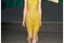 Spring Trend: Yellow Dresses