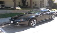 1999  Ford Mustang - $5,875 / Make:  Ford Model:  Mustang Year:  1999 Body Style:  Convertible Exterior Color: Black Interior Color: Light Gray Doors: Two Door Vehicle Condition: Excellent   Phone:  323-344-2317   For More Info Visit: http://UnitedCarExchange.com/a1/1999-Ford-Mustang-799757605523
