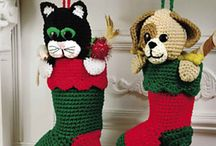 Christmas Stocking Patterns/Ideas