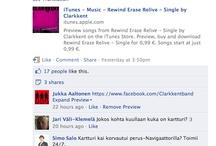 Best status updates / 1. See a great status update 2. Take a screenshot 3. Pin it here.