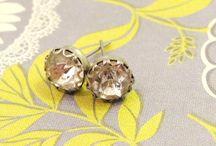 earrings / by Marissa