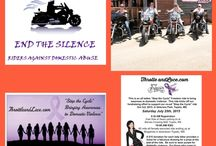 Stop the cycle / Riders against domestic violence