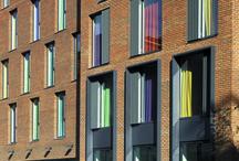 Box Building facade