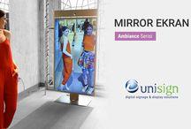 Unisign Donanım Ürünleri / Unisign, ihityacınız olan bütün digital signage donanımlarıyla karşınızda.