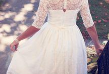 Hochzeit Kleid und Co