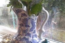 Asian ceramics and metalware